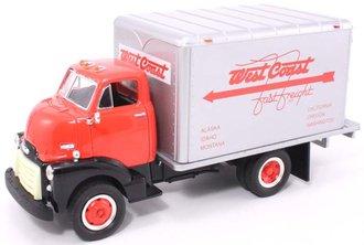 "1952 GMC Dry Goods Van ""West Coast Fast Freight"""