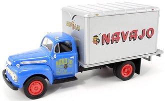 "1951 Ford F-6 Dry Goods Van ""Navajo"""