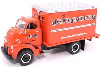 """1952 GMC Dry Goods Van """"Cole's Express"""""""