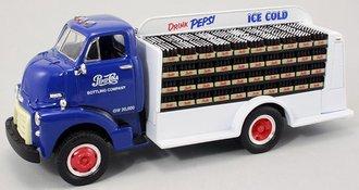 "1952 GMC Beverage Truck ""Pepsi-Cola - Ice Cold"""