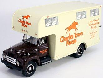 "1:34 1957 International Moving Van ""Charles Town Horse Races"""