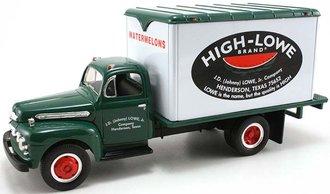 """1951 Ford Dry Goods Van """"High-Lowe Watermelons"""""""