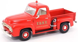"1:34 1953 Ford Pickup ""FDNY Apparatus"""