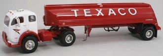 """1:34 1953 White 3000 w/Tanker Trailer """"Texaco Aviation #2"""""""
