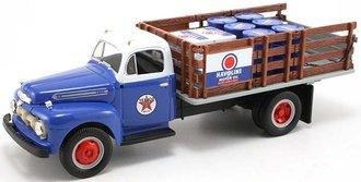 "1:34 1951 Ford Stake Truck ""Texaco Havoline #2"""