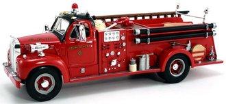 "1960 Mack B-61 Fire Truck ""Chicago"" (Closed)"