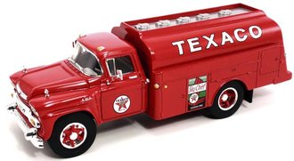 "1958 GMC Oil Tanker ""Texaco - Service You Can Trust"""