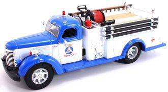 "International KB Fire Truck ""Civil Defense"""