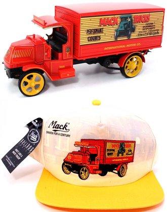 "1925 Mack AC Dry Goods Van ""Mack AC"""