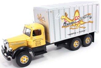 """Mack L Dry Goods Van """"Campbell 66 Express"""""""