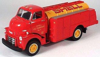 """1952 GMC Oil Tanker """"Shell Oil"""""""