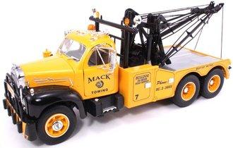 "1:25 1960 Mack B-61 Wrecker ""Mack Trucks Towing"""