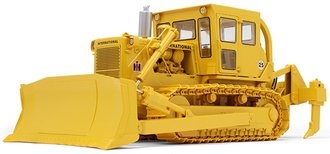 1:25 International TD-25 Dozer w/Enclosed Cab & Ripper (Yellow)