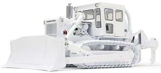 1:25 International TD-25 Dozer w/Enclosed Cab & Ripper (Demo White)