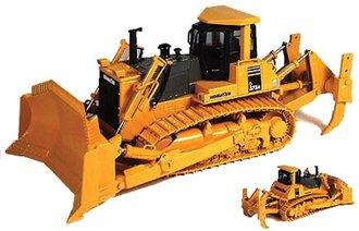 1:50 Komatsu D375A Dozer (Yellow)