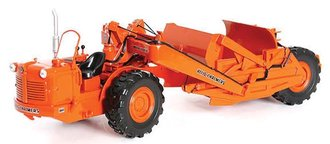 1:50 Allis-Chalmers TS-300 Scraper (Orange)