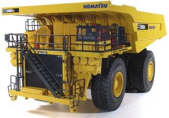 1:50 Komatsu 960E-2K Mining Dump Truck
