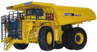 Komatsu 830E-AC Dump Truck