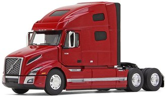 1:50 Volvo VNL 760 Sleeper Cab (Cherry Bomb Red Metallic)