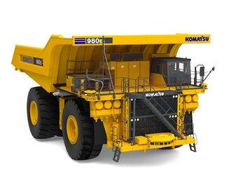 """Komatsu 980E-AT Dump Truck """"Komatsu"""""""