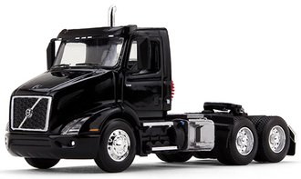 1:64 Volvo VNR 300 Day-Cab (Black)