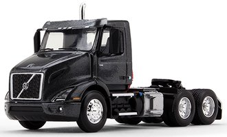 1:64 Volvo VNR 300 Day-Cab (Stormy Gray Metallic)