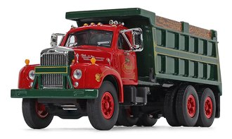 "1:64 Mack B-61 Dump Truck ""Mack Trucks, Inc"""