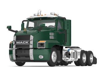 1:64 Mack Anthem Day Cab (Mountain Green)