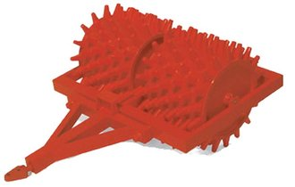 1:25 Sheep's Foot Compactor (Red)