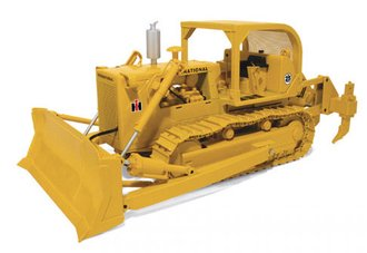 1:25 International TD-25 Dozer w/Ripper (Yellow)