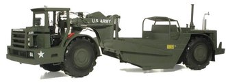 "1:25 International Dual 433 Scraper ""US Army"""