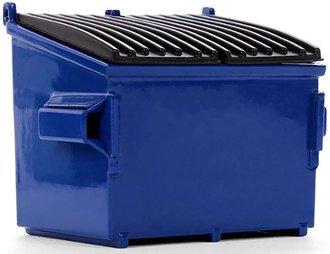 1:34 Trash Bin (Blue)