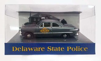 """1949 Ford Deluxe """"Delaware State Police"""""""