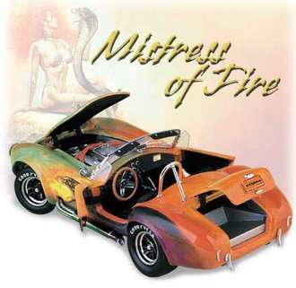 Mistress of Fire Ford Cobra 427 S/C