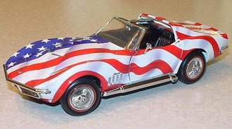 1969 Corvette Stingray (Stars & Stripes Edition)