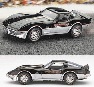 """1978 Corvette """"Indy 500 Pace Car"""""""