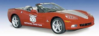 "2005 Chevrolet Corvette Convertible ""Indy 500 Pace Car"""