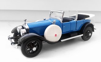 1:43 1922 Rolls-Royce Silver Ghost (Blue/Black)