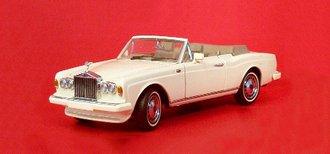 1992 Rolls-Royce Convertible (Beige)