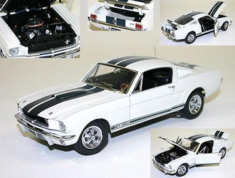1965 Shelby Mustang (White)