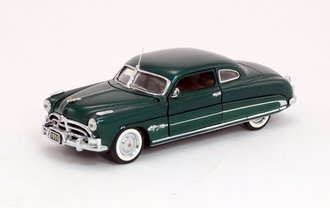 1:43 1951 Hudson Hornet (Pea Green) w/Roof Antenna