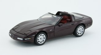 1993 Corvette Convertible 40th Anniversary (Maroon)