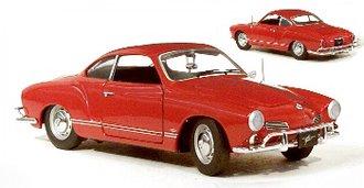 1967 Volkswagen Karmann Ghia (Red)