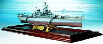1:550 U.S.S. Missouri Battleship