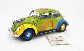 "1967 Volkswagen Beetle ""Flower Power"""