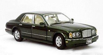 1998 Bentley Arnage (Dark Green)