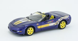 1998 Corvette Indy Pace Car (Purple/Yellow)