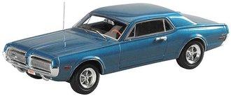 1968 Mercury Cougar (Nordic Blue)