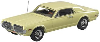 1968 Mercury Cougar (Saxony Yellow)