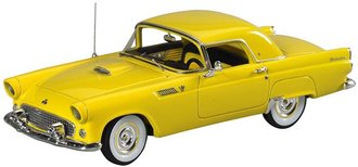 1955 Ford Thunderbird Coupe (Goldenrod Yellow)